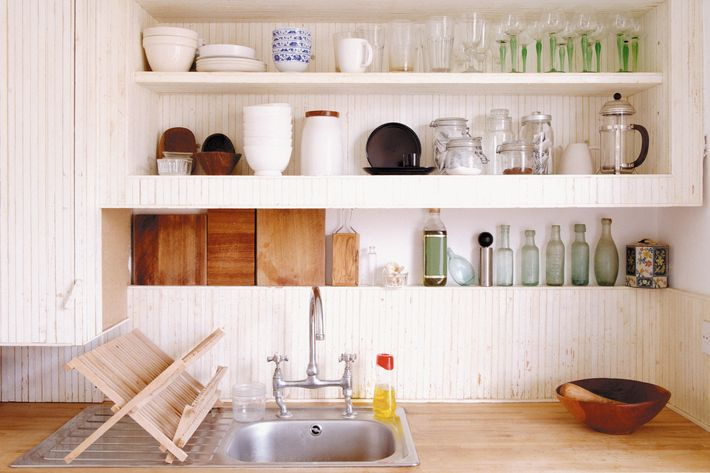 Get things tidied before your guests arrive.