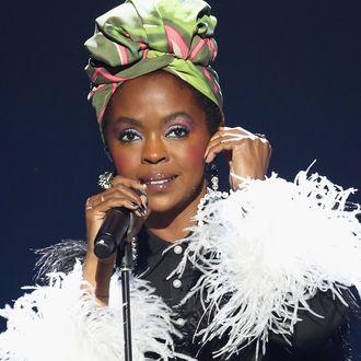 Lauryn Hill nicki minaj