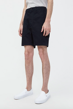 Henzo Fatigue Short in Navy