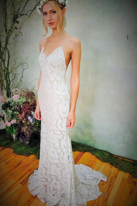 Elizabeth fillmore 18 of the best gowns from bridal for Super low back wedding dress