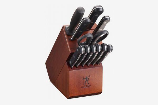 Henckels International Solution 12 Piece Knife Block Set