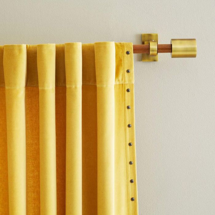 10 Best Curtain Rods 2020 The Strategist, How To Pick Curtain Rod Size