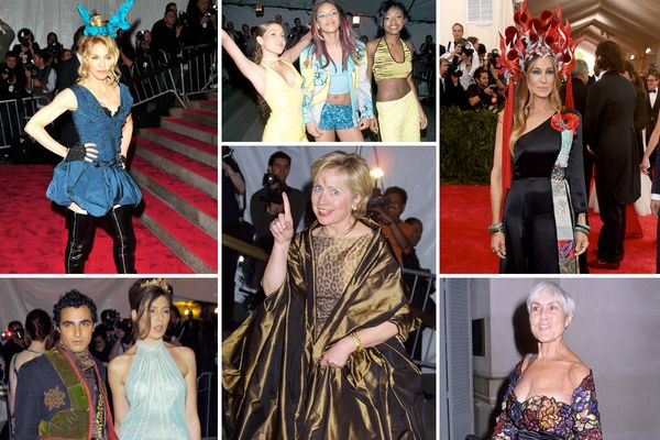 The Biggest Fashion Misses of the Met Gala Over the Years