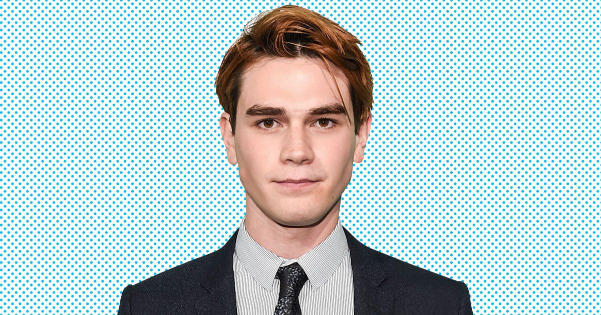 Riverdale's K.J. Apa on His Dye Job, His Abs, and Archie