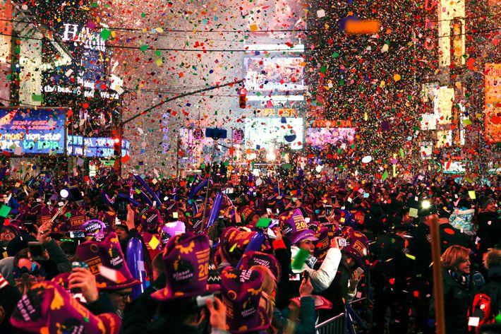 New Years Eve Nyc
