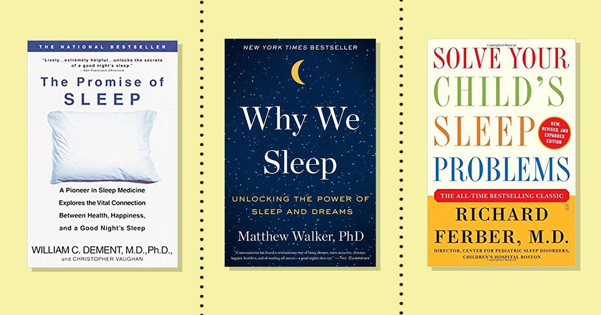 The 7 Best Books for Understanding Sleep