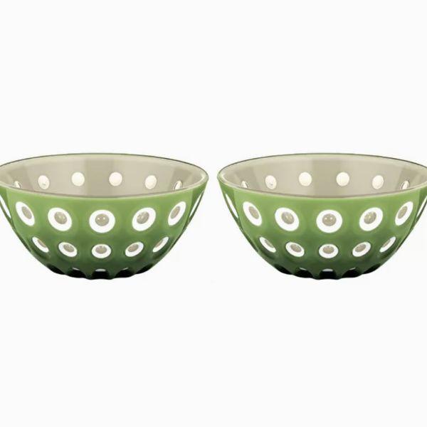 Le Murrine Set of 2 Bowls