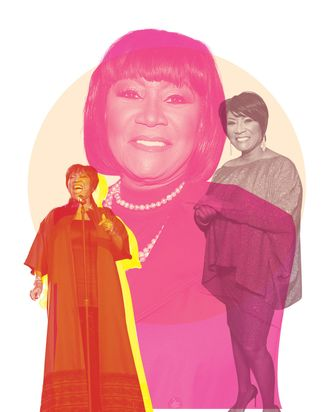 Patti LaBelle.