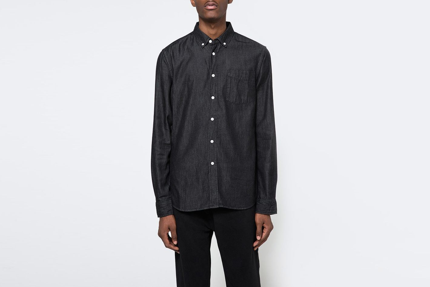 Saturdays NYC Crosby Denim Shirt