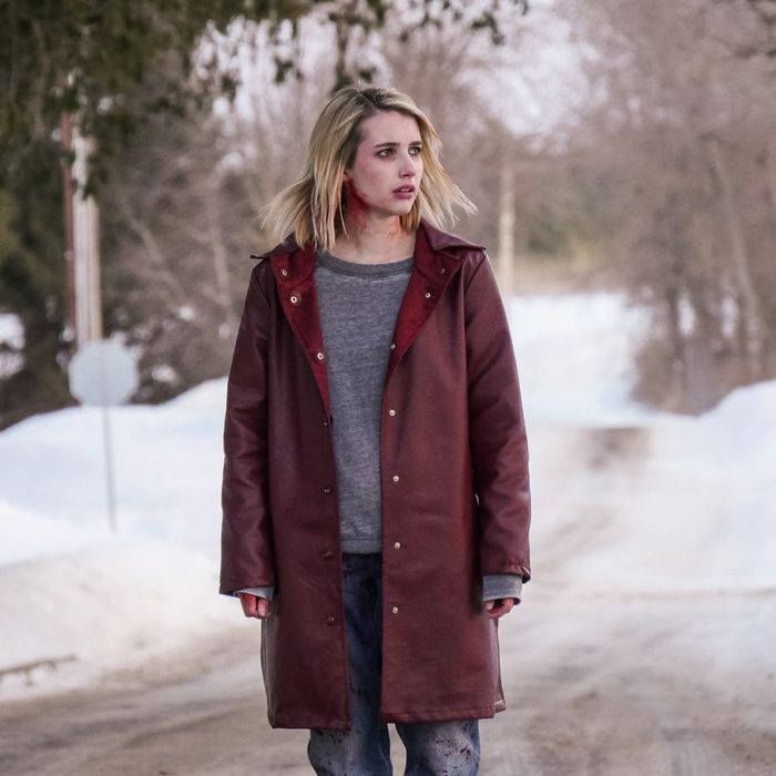 Let's Talk About the Ending of 'The Blackcoat's Daughter'
