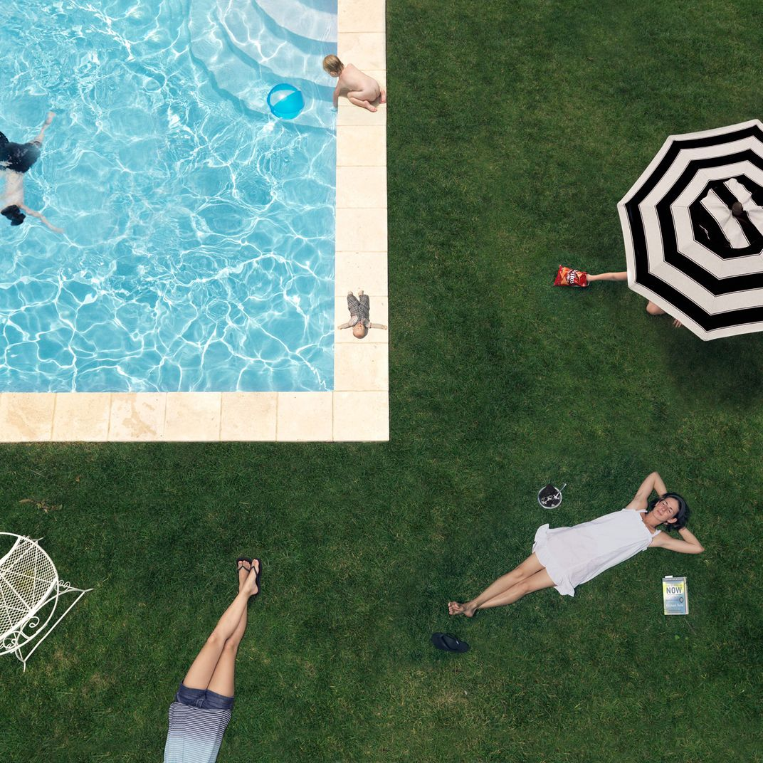 Julie Blackmon S Dark Irreverent Photographs About Parenthood
