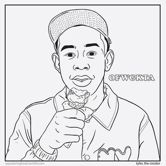 Here S A Holiday Gift Idea A Rapper Coloring Book