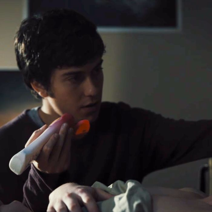 A clip from <em>Paper Towns</em>.