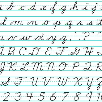 Conservatives Are Very Upset That Kids These Days Can't Write in Cursive