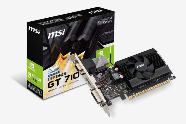 MSI Gaming GeForce GT 710 2GB