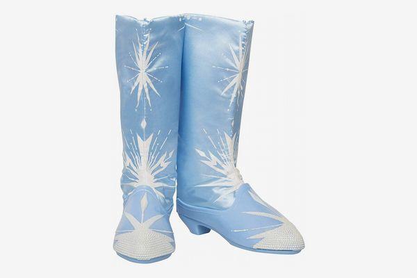 Disney 'Frozen 2' Elsa Travel Boots for Girls Costume