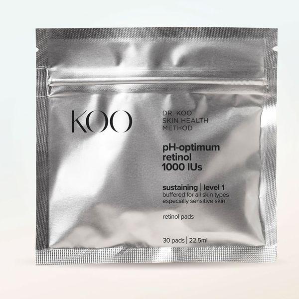 Private Practice by Dr. Koo Level 1 Ph-Optimum Retinol Sustaining Pads (30-Day Supply)
