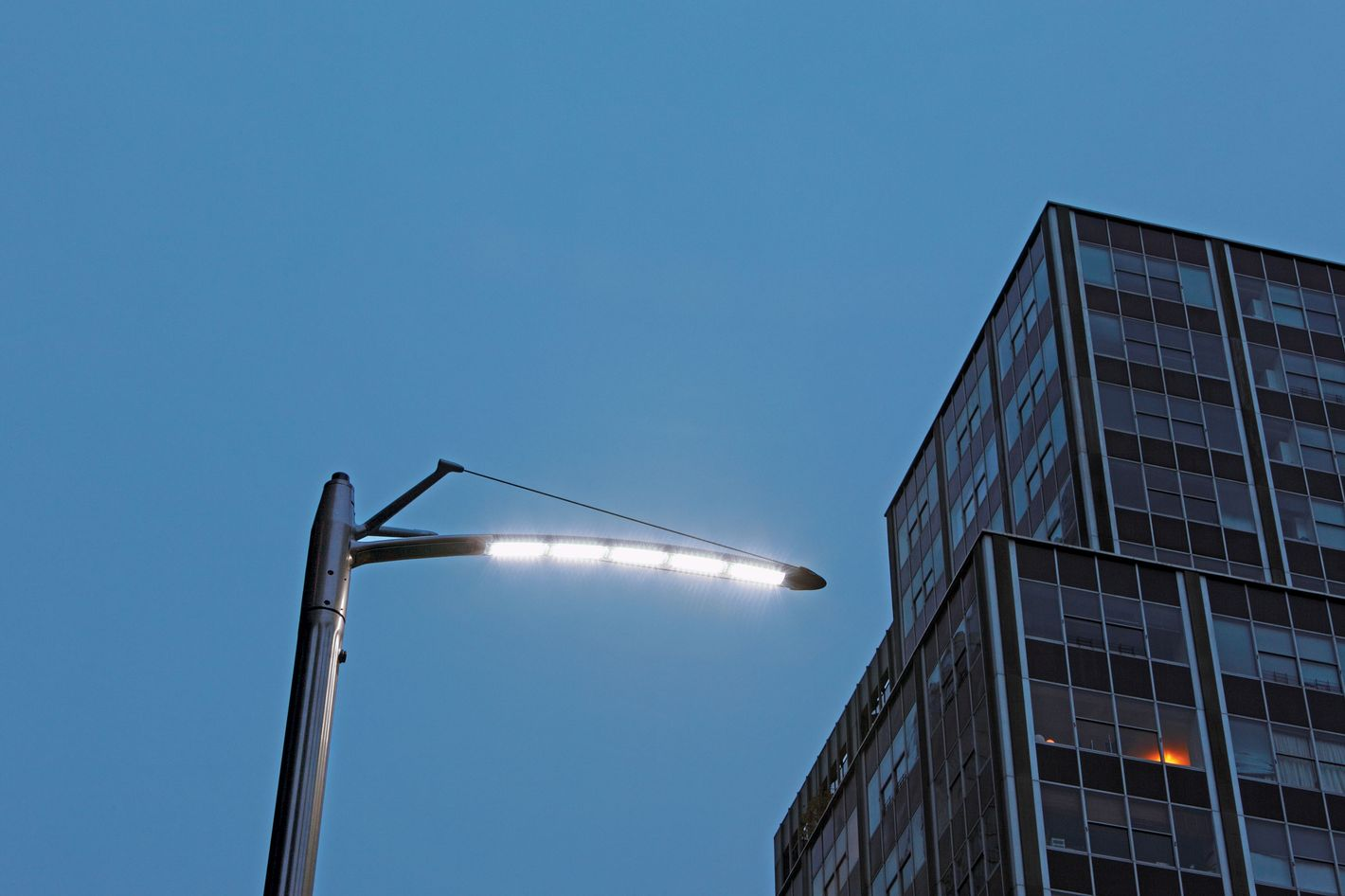 New yorks new streetlights are robbing nighttime of its romance