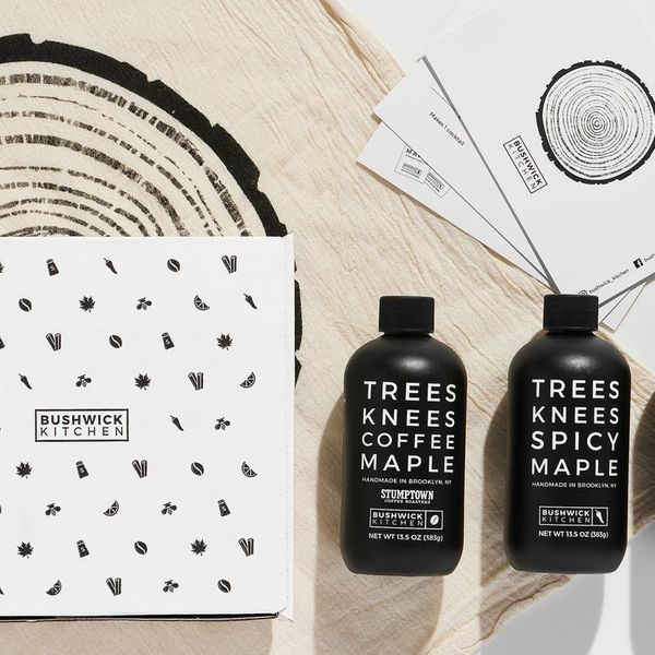 Trees Knees Maple Gift Set