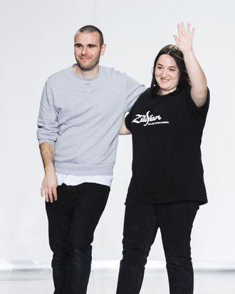Paulo Almeida and Marta Marques.