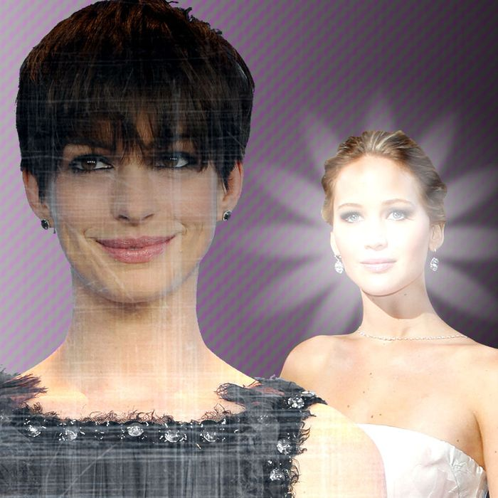 Anne Hathaway People: Why Do Women Hate Anne Hathaway (But Love Jennifer Lawrence)?