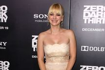"Actress Anna Faris arrives at the premiere of Columbia Pictures' ""Zero Dark Thirty"" held at the Dolby Theatre on December 10, 2012 in Hollywood, California."