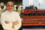 Jean-Georges's Lobster-Shack Ship Is Literally Tanking