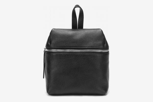 Kara Small Black Backpack