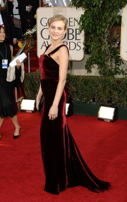 7ee2cf7be8b Celebrities in Lanvin Diane Kruger. Diane Kruger. The 63rd Annual Golden  Globe Awards ...