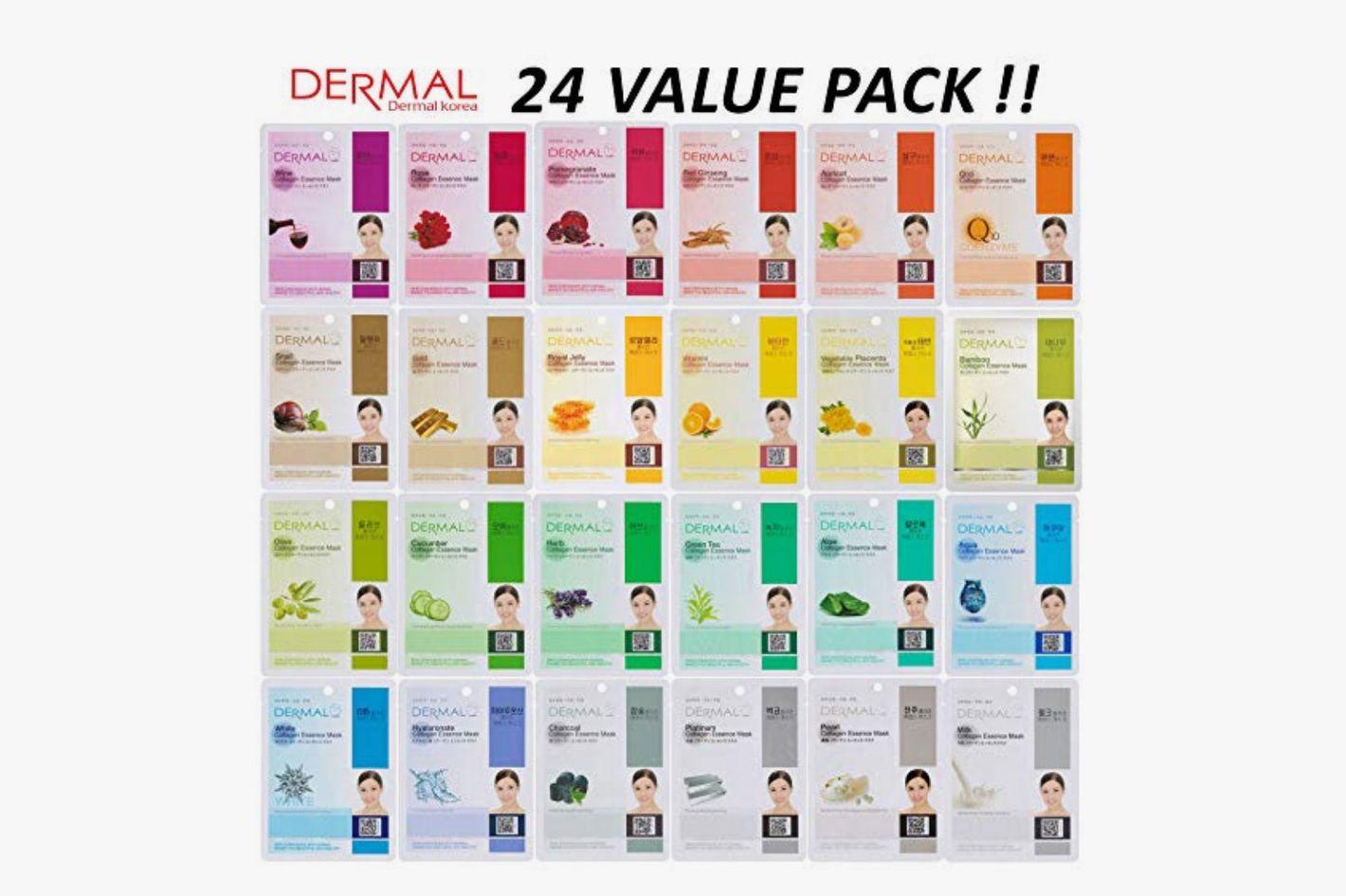 DERMAL 24 Combo Pack