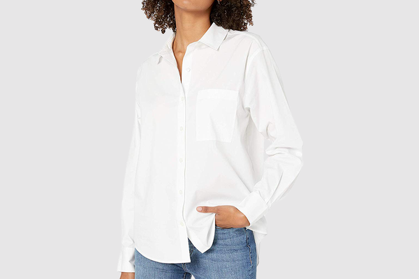 Women's June Relaxed Fit One Pocket Shirt