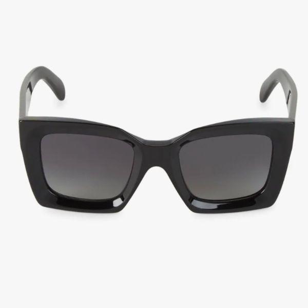 Celine 51MM Oversized Square Sunglasses