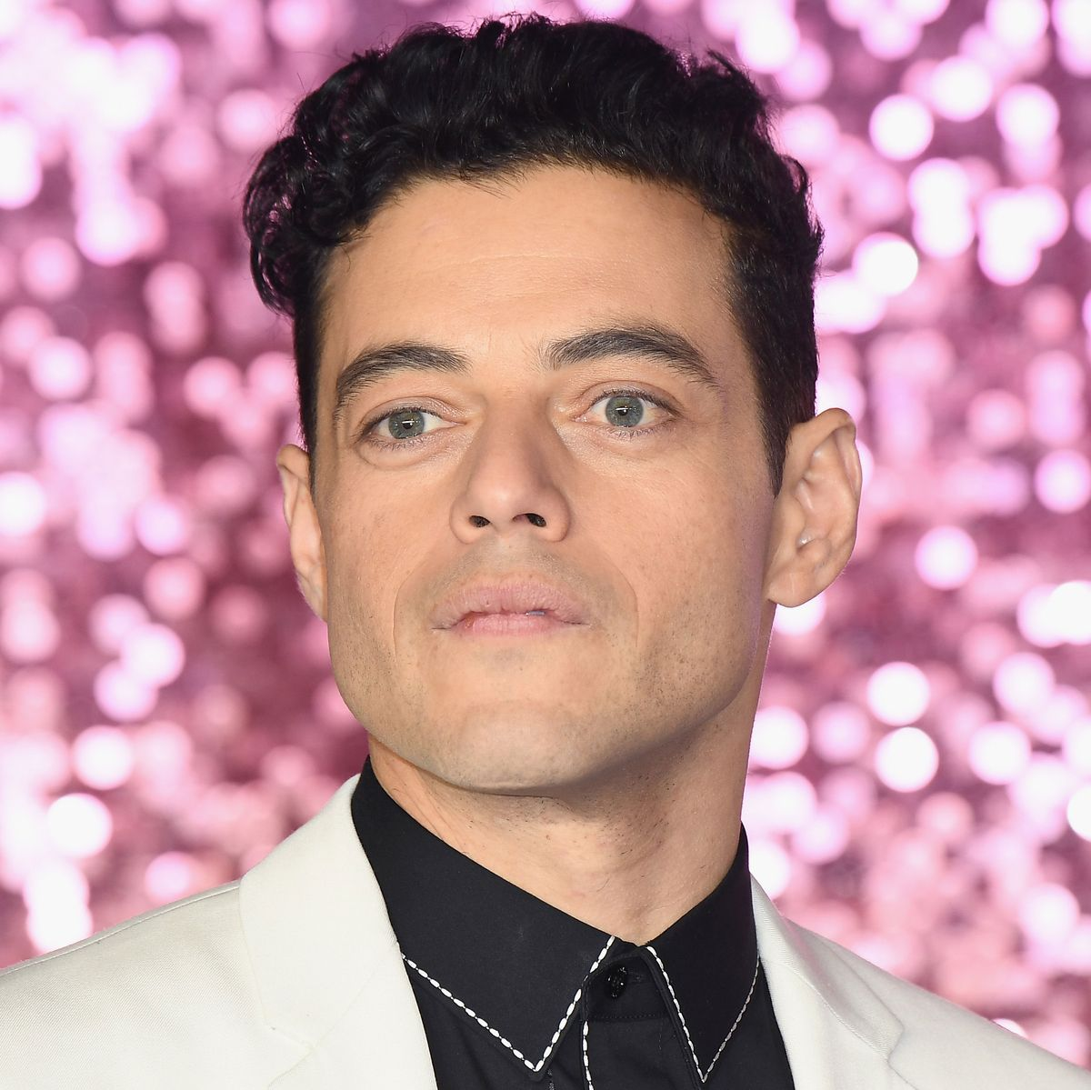 rami malek now has gilded set of fake freddie mercury teeth gilded set of fake freddie mercury teeth
