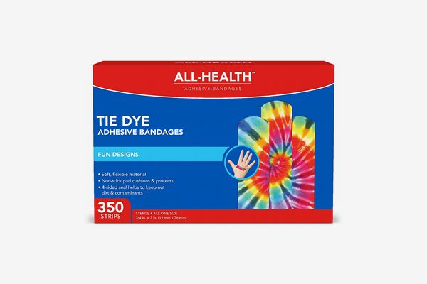 All-Health Tie Dye Adhesive Bandages