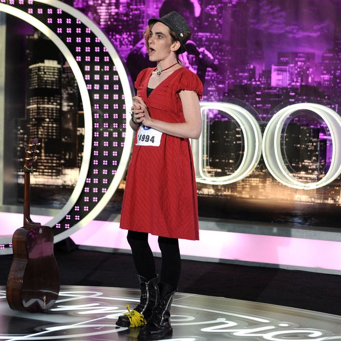 AMERICAN IDOL: Chicago Auditions: Contestant (Katherine