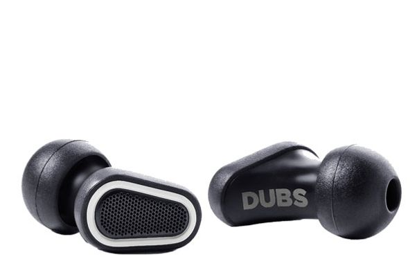 DUBS Noise Cancelling Music Ear Plugs