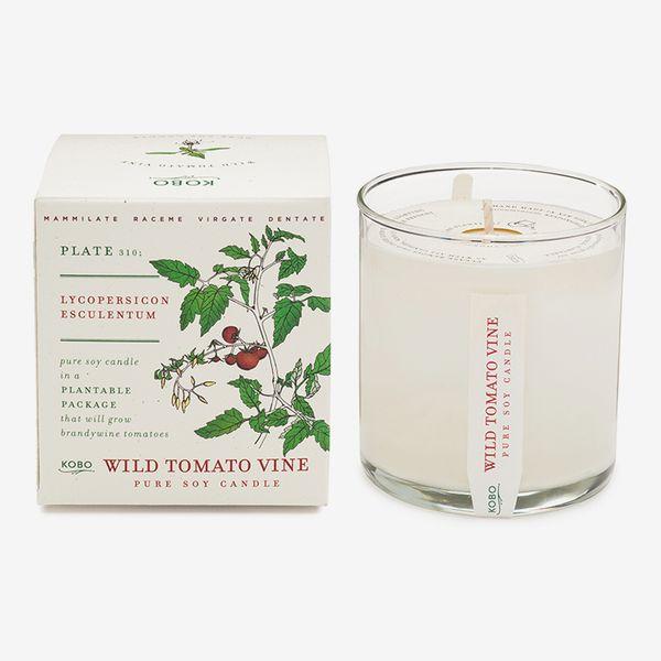 Kobo Wild Tomato Vine Candle