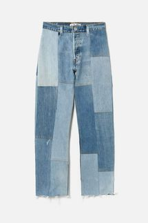 RE/DONE 70s Patch Jean