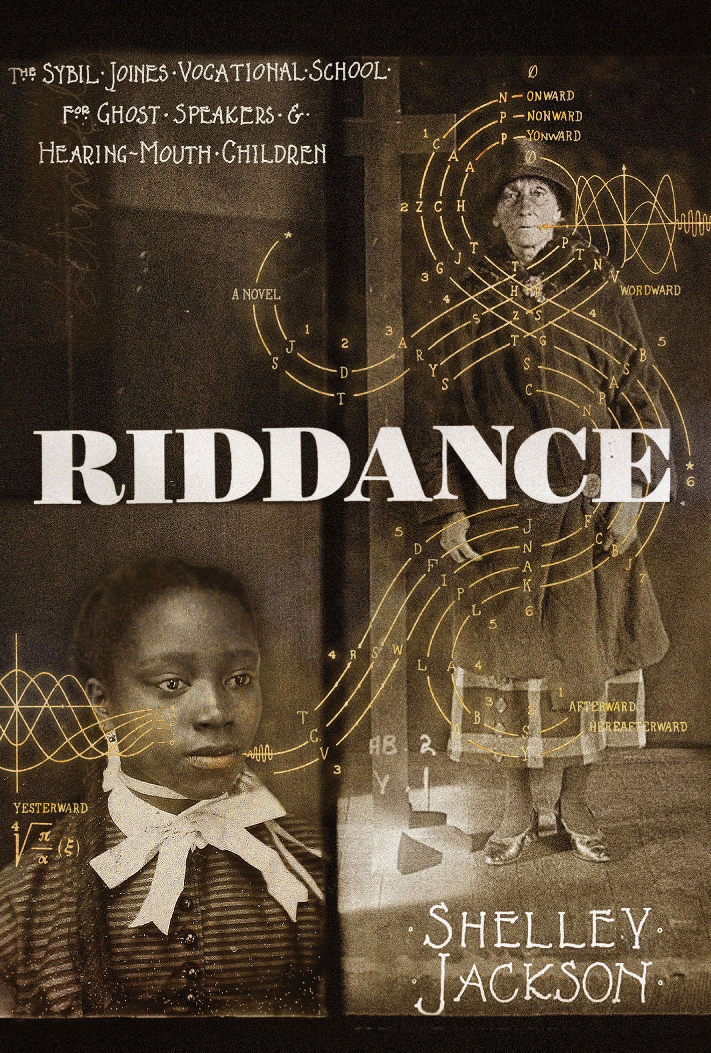 <em>Riddance</em> by Shelley Jackson