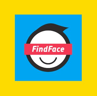 Russian FindFace facial recognition app