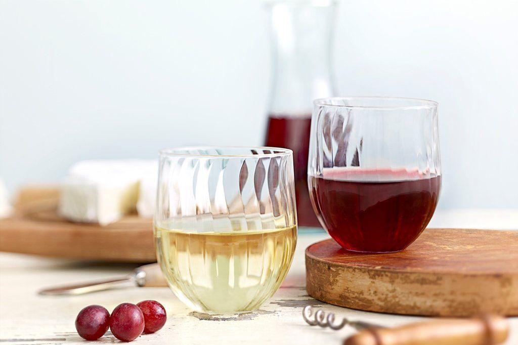 best plastic wine glasses