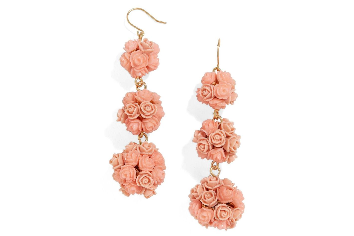 Floral Crispin Earrings