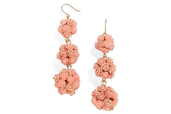 Floral Crispin Earrings