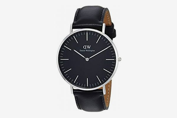 Daniel Wellington Classic Black Sheffield, 40mm