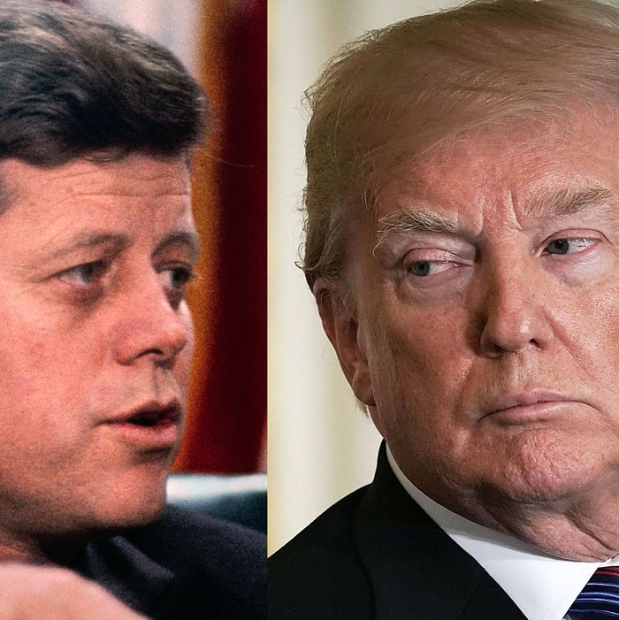 Is Trumps War With Amazon Like Jfks War With Us Steel