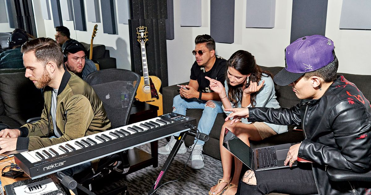 The Songwriting Camps Where Pop's Biggest Hits (and Personalities) Get Crafted