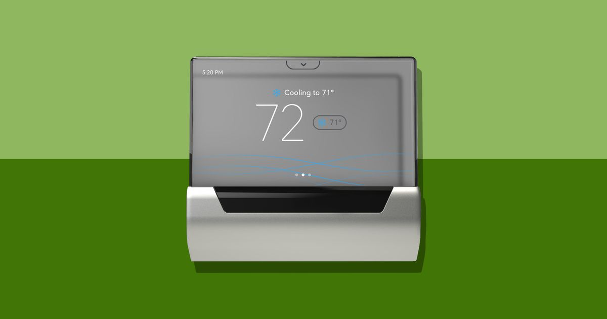 This Stunning Smart Wi-Fi Thermostat Is Marked Down to Only $120