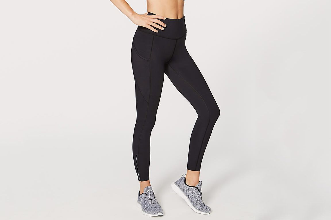 Women's Clothing Clothing, Shoes, Accessories Humorous Grey Nike Leggings In Size M Complete Range Of Articles