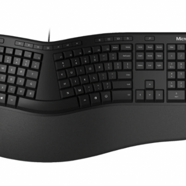 Microsoft LXM-00001 Ergonomic Keyboard
