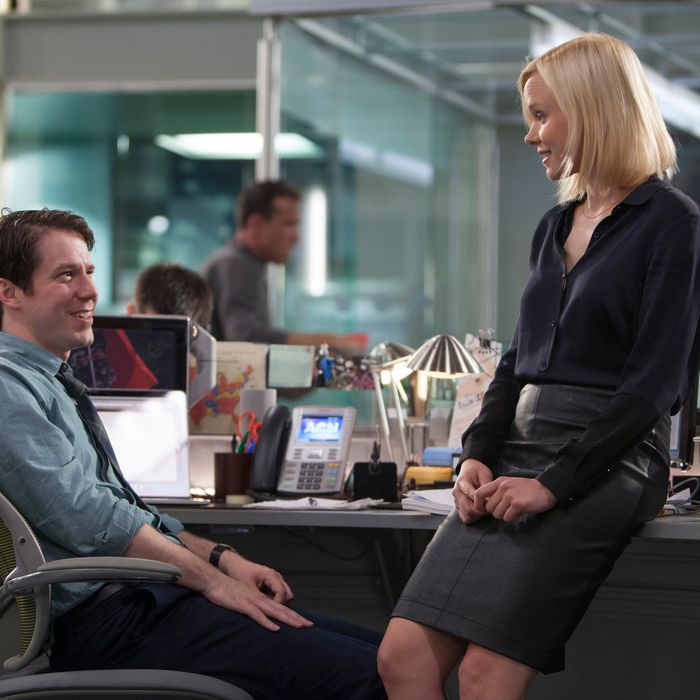 The Newsroom Recap: Season 2, Episode 5   US News
